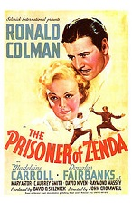 'The Prisoner of Zenda', 1937