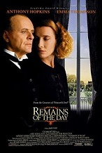 'The Remains of the Day', 1993