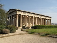 The Temple of Theseus (Theseion)