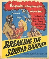 'The Sound Barrier', 1952