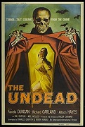 'The Undead', 1957