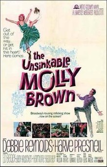'The Unsinkable Molly Brown', 1964