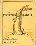 'The Velveteen Rabbit', 1922