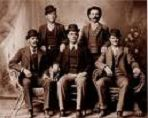 The Wild Bunch, ca. 1900