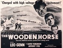 'The Wooden Horse', 1950