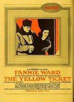 'The Yellow Ticket', 1914