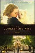 'The Zookeepers Wife', 2017
