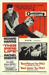 'This Sporting Life', 1963