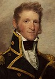 U.S. Navy Capt. Thomas Macdonough Jr. (1783-1825)