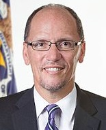 Tom Perez of the U.S. (1961-)