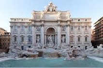 Trevi Fountain, 1732-62