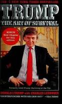'The Art of Survival' by Donald Trump (1946-), 1991
