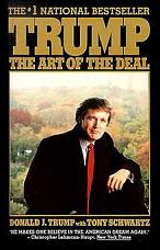 'The Art of the Deal' by Donald Trump (1946-), 1987