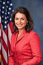 Tulsi Gabbard of the U.S. (1981-)
