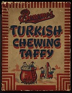 Turkish Taffy, 1912