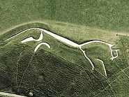 Uffington White Horse, -700