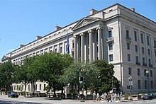 U.S. Dept. of Justice Bldg., 1935