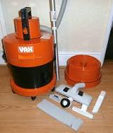 Vax Model 111 Orange Tub