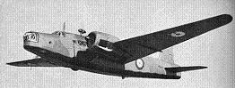Vickers Wellington, 1936