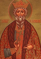 Vladimir I the Saint of Kiev (956-1015)