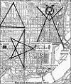 Masonic Layout of Washington, D.C.