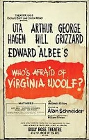 'Whos Afraid of Virginia Woolf?', 1962