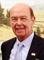 Wilbur Ross of the U.S. (1937-)
