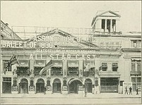 Winter Garden Theatre, 1911