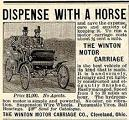 Winton Motor Co. Ad