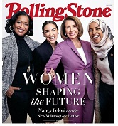 'Women Shaping the Future', 'Rolling Stone', Mar. 2019