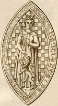 Queen Yolande de Dreux of Scotland (1263-1330)
