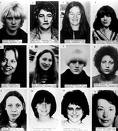 Yorkshire Ripper Victims, 1975-80