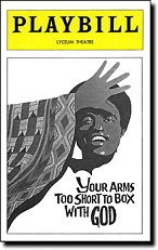 'Your Arms Too Short to Box with God', 1976