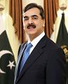 Yousaf Raza Gillani of Pakistan (1952-)