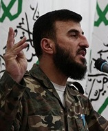 Zahran Alloush of Syria (1971-2015)